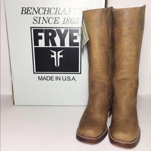 Frye Boot 77050 DBN Campus 14L Dark Brown 7M